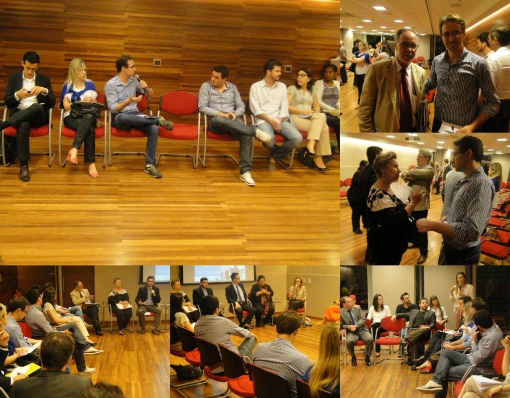 Seminário sobre Saúde Pública