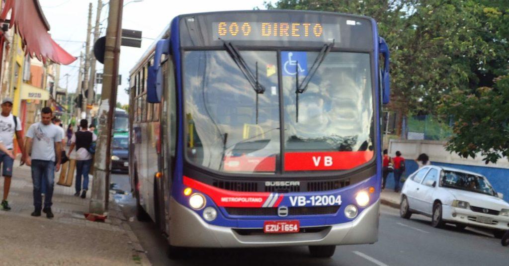 ônibus indaiatuba campinas
