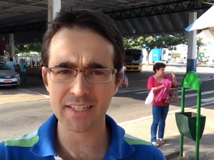 Bruno Ganem contesta nova tarifa de ônibus