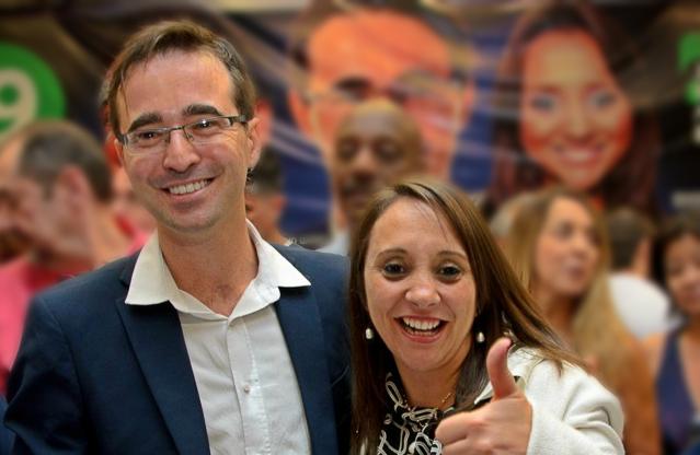 Recurso para a Saúde de Indaiatuba - Renata Abreu e Bruno Ganem