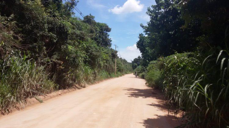 Estradas vicinais Indaiatuba